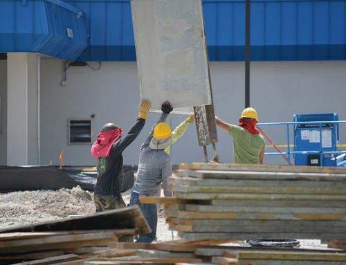 איך לצמצם תאונות ותקלות עגורן באתרי בנייה?